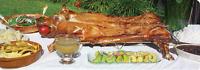 PORK FRIENDLY CUSTOM PIG ROASTS<BEEF AND PORK>