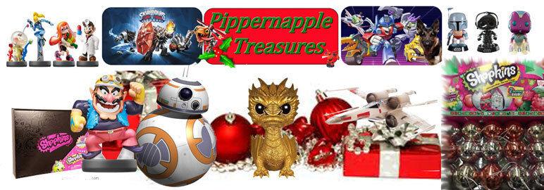 Pippernapple Treasures