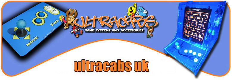 Ultracabs Arcade Accessories