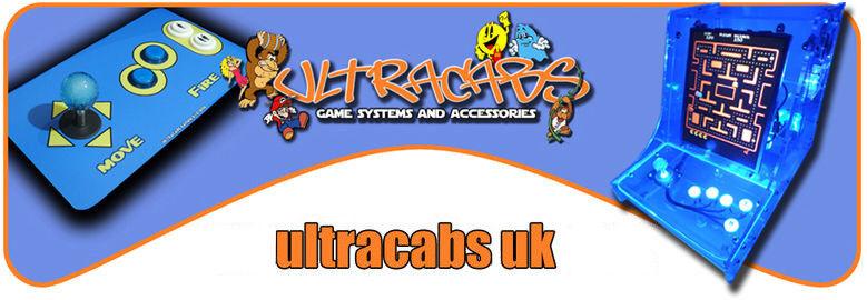 Ultracabs Arcade Accessories
