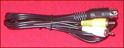 Computer Audio Video - AV A/V Audio Video TV Cable for Atari Computer 600XL 800 800XL 130XE 65XE NEW