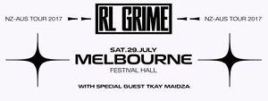 RL GRIME - MELBOURNE FESTIVAL HALL- 29/07/17 Bendigo Bendigo City Preview