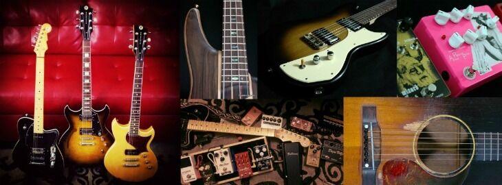 Dudebroski Guitars