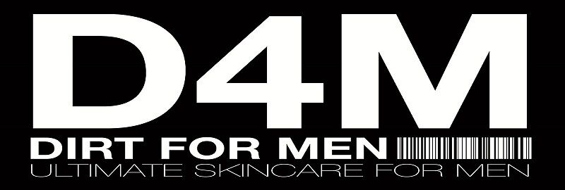 D4M Dirtformen Mens Skin care