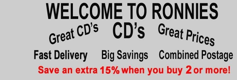 Ronnies CD's
