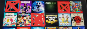 Nintendo Switch account with 25 Digital Games