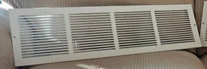 return air grill vent covers 24 x 6 West Island Greater Montréal image 1