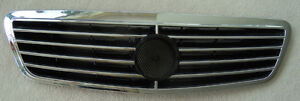 MERCEDES BENZ W220 S CLASS 2000-02 Grill Grille NEW