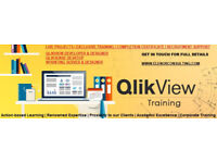 QlikView BI Training - Work on Project- Weekend classes