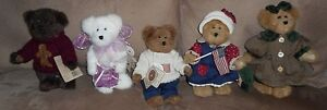 Boyds Bears Investment Collectibles - Small Bears