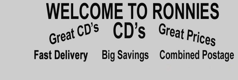 Just Great CD's