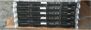 Scale Computing / 40TBs Virtualization Server System 5 nodes