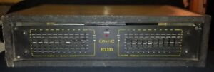 Citronic EQ 230 Stereo 10 band Equalizer