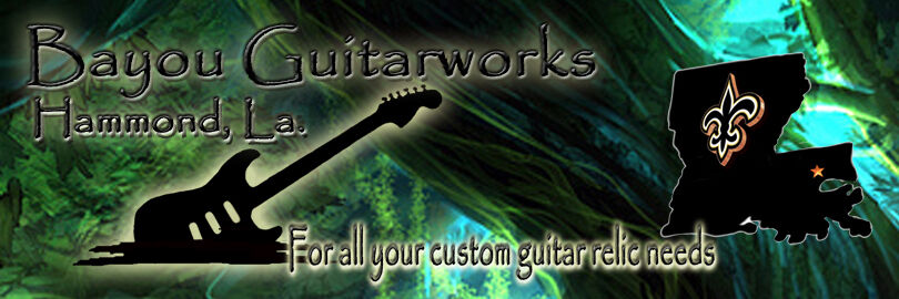 Bayou Guitarworks LA