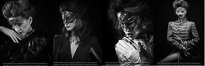 Custom Masquerade Masks