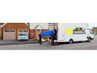 Professional & Reliable Man and Van Service across London - Competitive rates!