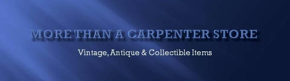 More Than A Carpenter Store