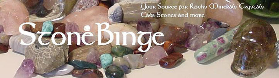 StoneBinge Fossils Minerals Jewelry