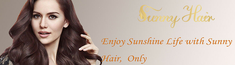 Sunny Human Hair Extensions