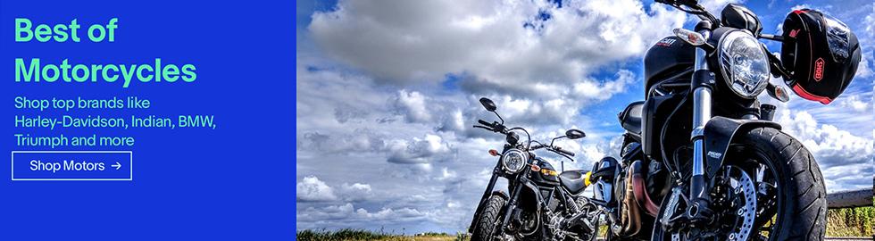 Ebay Motors Motorcycles >> Best Of Motorcycles Ebay Motors