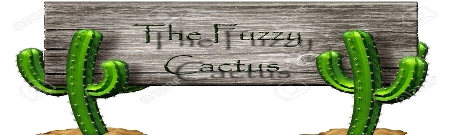 The Fuzzy Cactus in Cave Creek