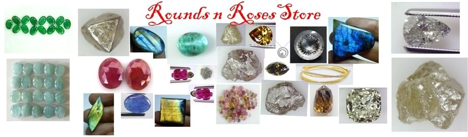 Rounds n Roses Gems & Jewelry store