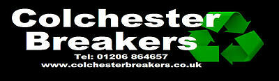COLCHESTER MC BREAKERS 01206 864657