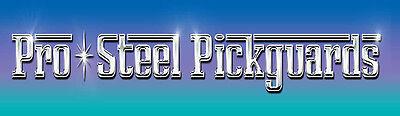 Pro-Steel Metal Pickguards