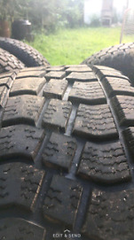 Winter tires to fit 275 60 20 dodge ram