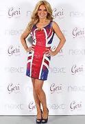 Geri Union Jack Dress