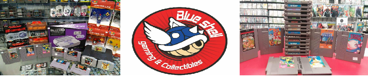 Blue Shell Gaming Online