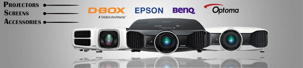 Vision HD Projectors and Screens