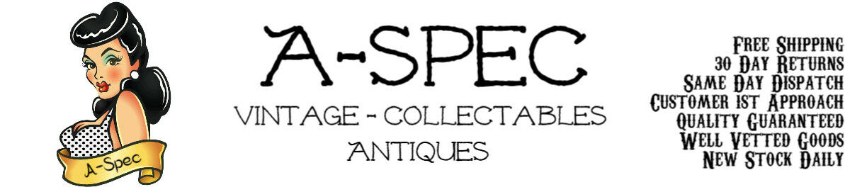 A-Spec Vintage & Collectables