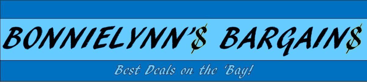 Bonnielynn's Bargains