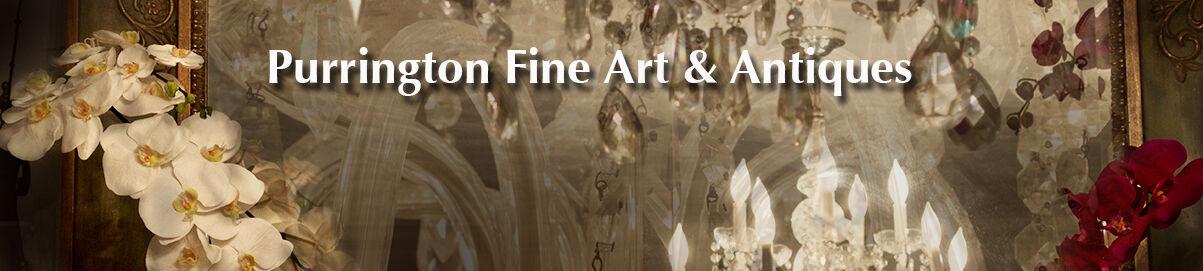 Purrington Fine Art and Antiques