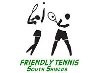 TENNIS in South Shields (North East)