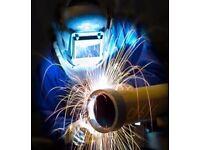 Mobile welder / welding lessons .