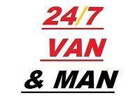 24/7 van & man removals COVERING MOTHERWELL, WISHAW,BELLSHILL,HAMILTON, AND ALL OF LANARKSHIRE