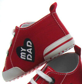 I LOVE MUMMY MUM & I LOVE DADDY DAD SOCKS, HATS, BOOTEES, TIGHTS, BIBS, SHOES