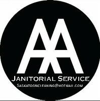 Cleaning & maintenance services.