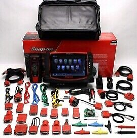 Verus Pro Snap On Wireless Diagnostic Scanner with Accessories