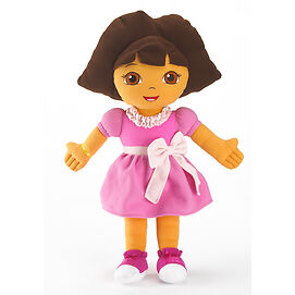 Dora Dolls & Disney funtime table set