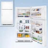 VALENTINE DAY SPECIAL SALE: 11.5 cu. ft. mid-size refrigerator
