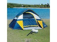Northwest Territory Sierra Dome 3 man backpacking tent