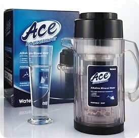 1.5 litre ACE Bio Mineral Pot water filter (needs replacement filter) Oatley Hurstville Area Preview