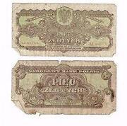 Geldscheine Polen