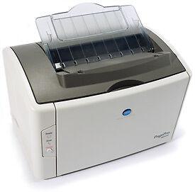 Konica Minolta PagePro 1400w Monochrome Laser Printer