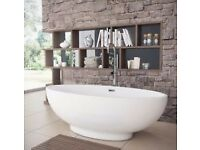 Freestanding Modern Baths from as low as £799