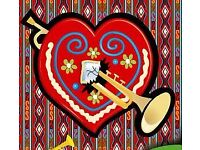 Trumpet player wanted for upbeat Gypsy/Balkan folk band