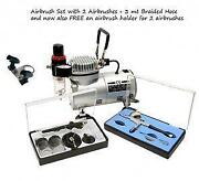 Complete Airbrush Kit
